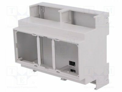 IT-05.0601530 - 1pcs Enclosure: for DIN rail mounting; Y:90mm; X:106mm; Z:...