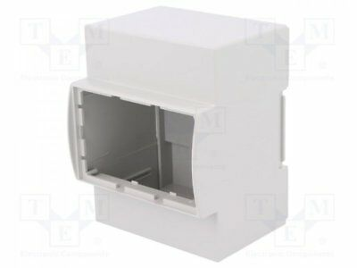 IT-25.0410000.BL - 1pcs Enclosure: for DIN rail mounting; Y:90mm; X:71mm; ...
