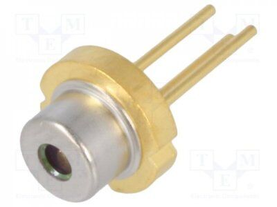 LCU66A051A - 1pcs Diode: laser; 655-665nm; 100mW; 11/27; TO18; Mounting: THT