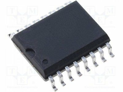 PCF8574AT    SM I//O EXPANDER 8-BIT; Frequency clock