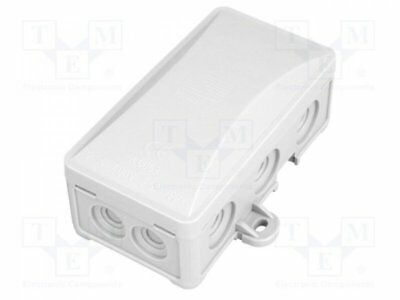 Pw A 0063 Enclosure Junction Box X72mm Y95mm Z40mm Wall Mount Ip54 A