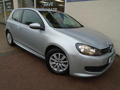 Volkswagen Golf 1.6TDI ( 105ps ) Tech 2011 BLUEMOTION