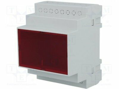 Z-108JF-ABS - 1pcs Enclosure: for DIN rail mounting; Y:90mm; X:70mm; Z:65m...
