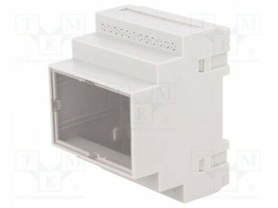 Z-108JFP-PS - 1pcs Enclosure: for DIN rail mounting; Y:90mm; X:70mm; Z:65m...