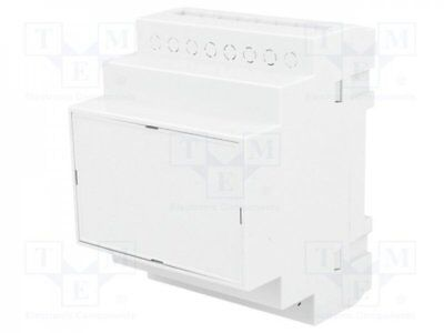 Z-108 - 1pcs Enclosure: for DIN rail mounting; Y:90mm; X:70mm; Z:65mm; ABS