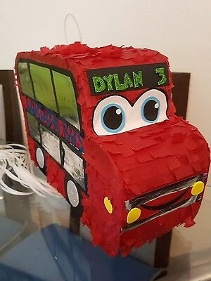 London Bus Pinata