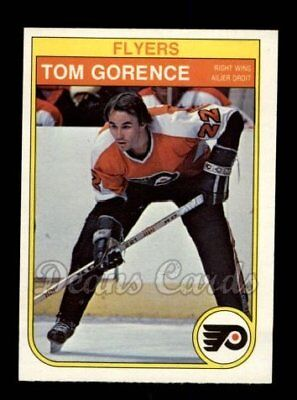 1982 O-Pee-Chee  250 Tom Gorence Flyers EX MT 50967a5d1