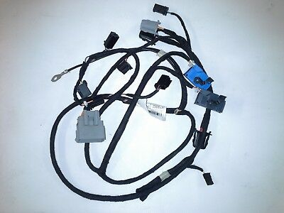 Genuine Vauxhall Corsa D Climate Control Blower Motor Wiring Loom 55702454*