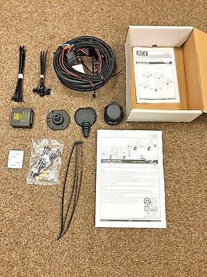 Admirable Ecs 7 Pin Towbar Dedicated Wiring Kit For Merc Sprinter Vw Crafter Wiring 101 Akebretraxxcnl