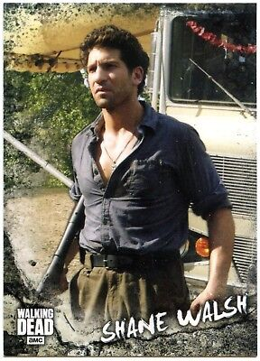Shane Walsh #C-4 Walking Dead Road To Alexandria 2018 Character Topps Card C2105
