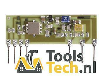 LOW-COST TX AM OOK 433.92MHz SAW-ZENDER