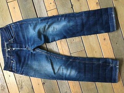 Original SUGAR CANE Selvedge jeans  Denim 1947 32 34 Japan