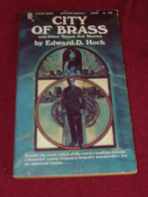 City of Brass and other Simon Ark Stories by Edward D. Hoch (1971, pb) Leisure