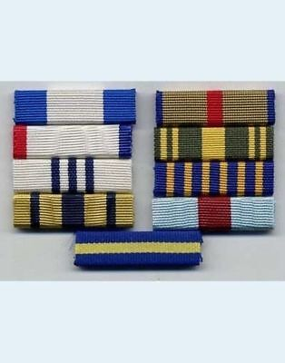 NG05a-National Guard Ribbon Bars -CALIFORNIA State Military Reserve
