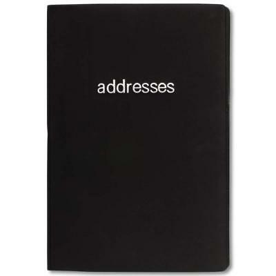 Planahead Telephone And Address Book; Large Print; Smooth Cover; Assorted Col...