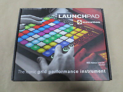 Novation Launchpad MK2 64 Button Grid Music Controller