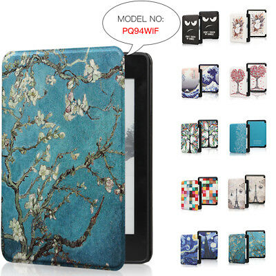 FOLIO STAND LEATHER Cover Case For Amazon kindle 4/5/7/8/9