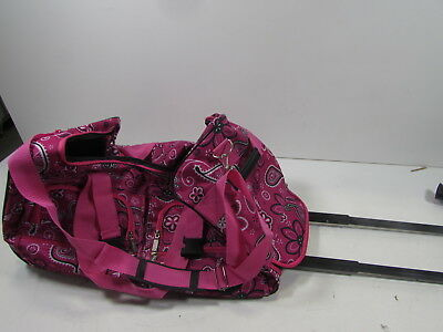 4234e580749 ROCKLAND LUGGAGE 22 in. Rolling Duffle Bag -  26.95   PicClick