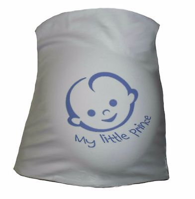 REDUCED  Maternity Support Bands Fun Logo Girl Boy (Prince) + Plain Coloured