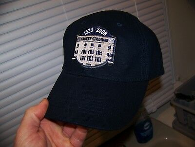 8e7b92f34 ... australia new 2008 new york yankees stadium giveaway baseball cap hat  adjustable blue rare 0697c 7f399