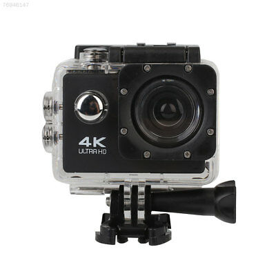 E438 1080P 4K Ultra Sport Action Camera Waterproof 30m Set Driving Camcorder