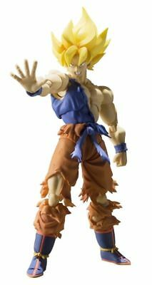 S.H.Figuarts Dragonball Z Super Saiyan Son Goku Warrior Awakening Action Figure