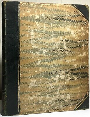 1835 History Christian Architecture In England Britton Illustrated Fine Binding