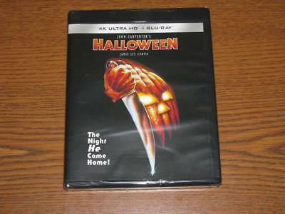 Halloween (2018, 4K Ultra HD/Blu-ray, Digital Copy)