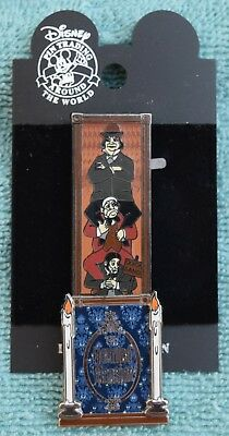Disneyland HAUNTED MANSION QUICK SAND STRETCHING PORTRAIT LE Pin - Disney Pins