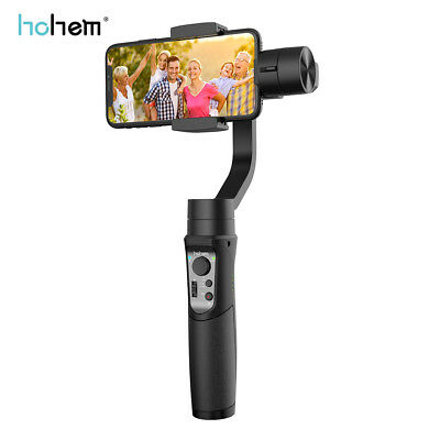 Hohem iSteady Mobile 3-Axis Handheld Gimbal Stabilizer Stabilizing for iPhone X