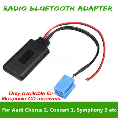 Bluetooth USB  Radio Adapter Cable Adapter for AUDI Chorus 2 Symphony 1 Concert