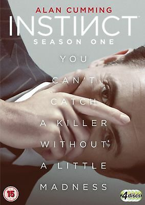 Instinct: Season 1 (Box Set) [DVD]