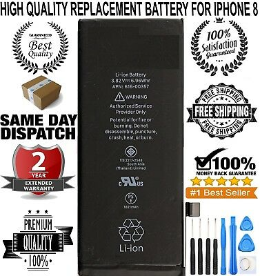 Brand New Internal Replacement Battery For iPhone 8 8G 1821mAh - Canada