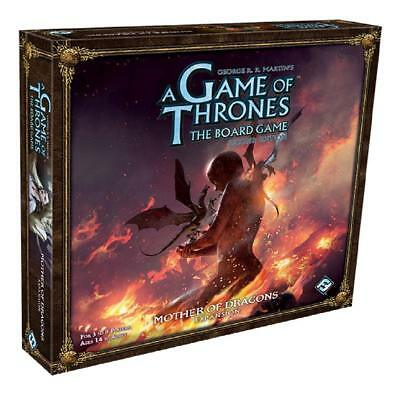 A Game Of Thrones The Board Game 2nd Ed - Mother of Dragons Expansion