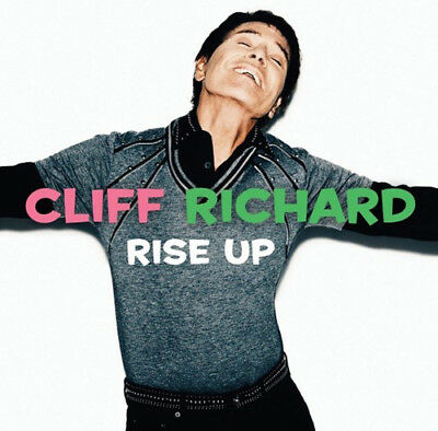 Cliff Richard : Rise Up CD (2018) ***NEW***
