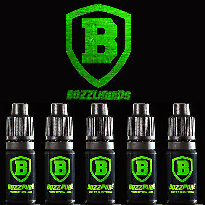 Bozz Pure Aroma für Liquid 10ml Flying Tangerine Crazy Monkey Set für eLiquid