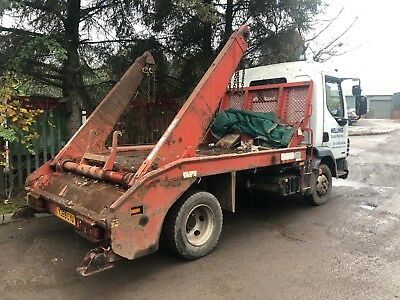 Skip hire business for sale as going concern, ready to go!