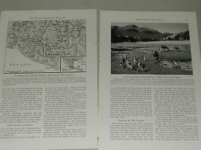 1946 magazine article excursion on Mexico's Rio Balsas