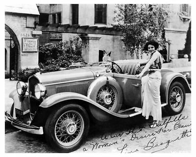 1931 DeSoto Sport Roadster Factory Photo u7042-AMCR62