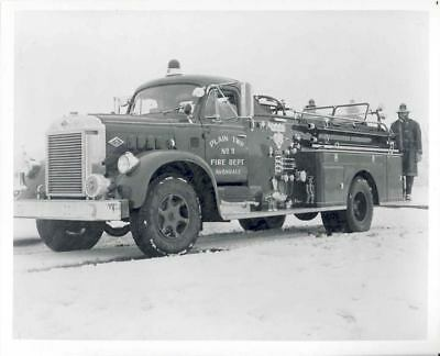 1960 Diamond T 831 Fire Truck Factory Photo u705-L6NGNP