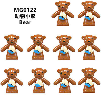 JM012 Game Compatible Collectible Animals Character Toy #012 #H2B
