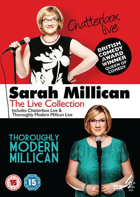 Sarah Millican: Live Collection DVD (2013) ***NEW***
