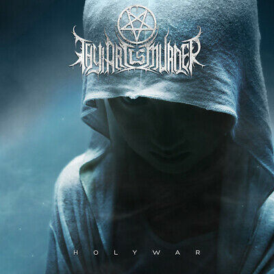 Thy Art Is Murder : Holy War CD (2015) ***NEW*** FREE Shipping, Save £s
