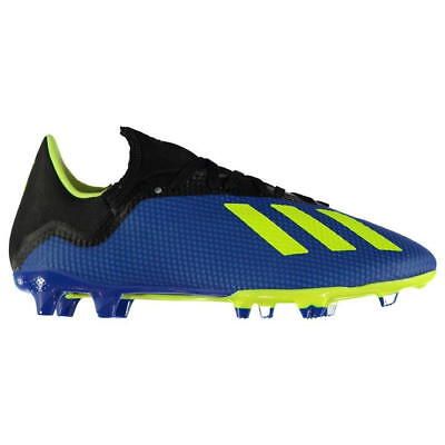 new style 1fa30 9d971 adidas X 18.3 Mens FG Football Boots UK 7.5 US 8 EUR 41.1 3 REF