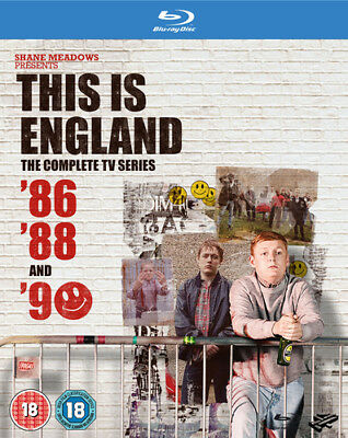 This Is England '86-'90 Blu-Ray (2015) Stephen Graham cert 18 ***NEW***