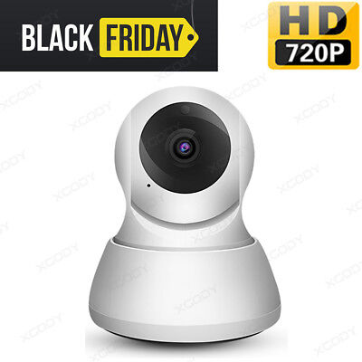 Wireless Network Baby Monitor Security IP Camera HD Motion WIfi IR Night Vision