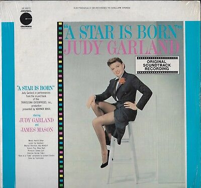 "JUDY GARLAND ""A Star is Born"" Original Soundtrack LE-10011 Vinyl 12"" LP-33 EX"