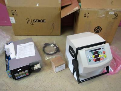 NxStage System One CYC-D2E Portable Dialysis Machine & PureFlow SL Water Filter