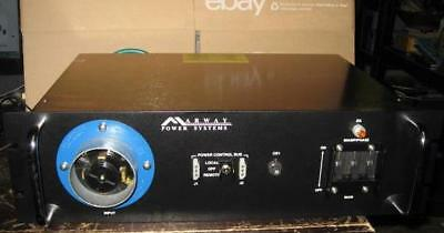 Brand New Marway Power Systems 41620-120