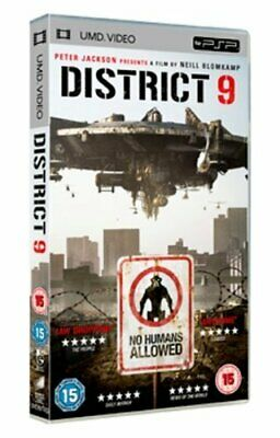 District 9 [UMD Mini for PSP] DVD